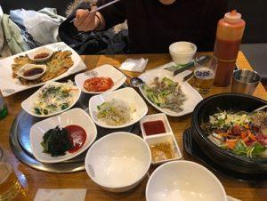 韓国旅行 ソウル旅行 part2-食事とトリックアイミュージアム-